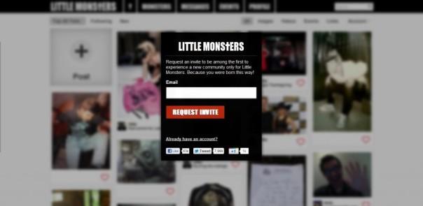Lady Gaga crea su #RedSocial y es solamente por invitación para crear #Buzz #SocialMedia