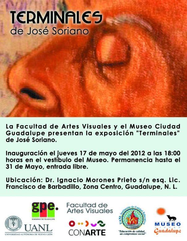 vamonos a la expo los invito! obra de #JoseSoriano #Arte #UANL #Mty #Conarte